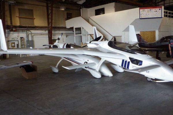 Klaus Savier - Pilot Sport Class Air Racing
