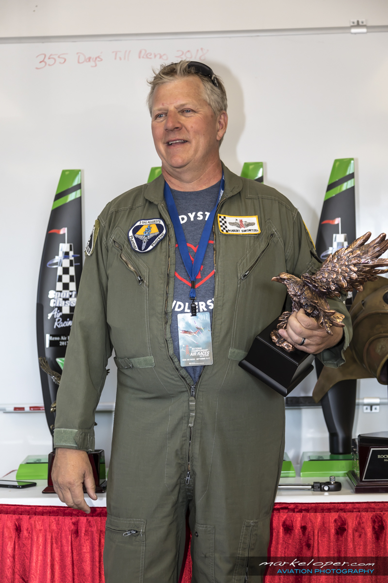 Bob Swortzell - Tommy Rose Award for Airmanship
