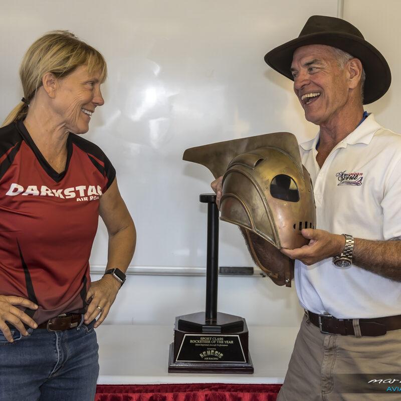 Vicky Benzing Rocketeer Award